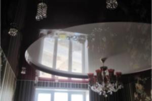 Двухуровневые натяжные потолки - это функционально